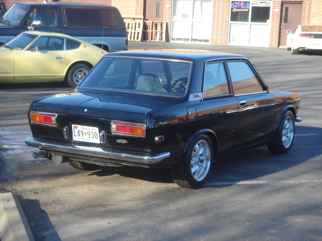"Related Post ""1972 Datsun 510 4 Door"""