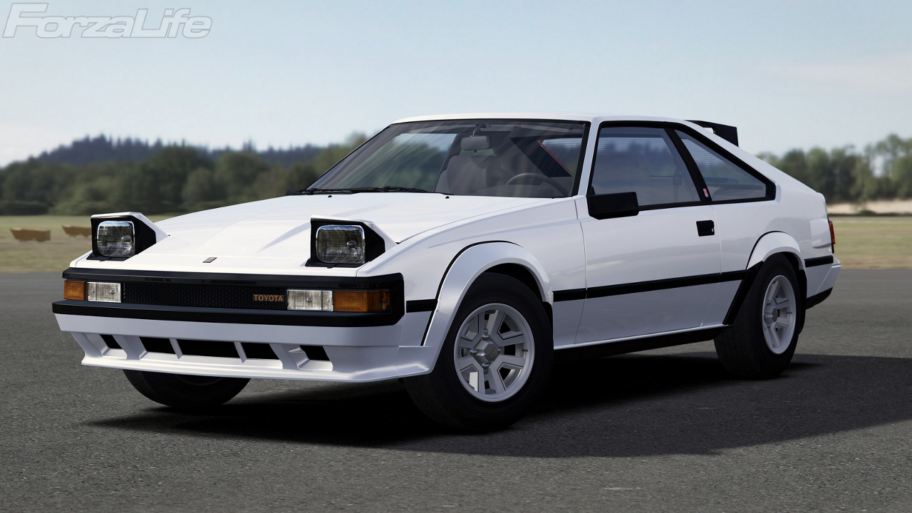1984 toyota celica supra wallpaper 1280x720 25056. Black Bedroom Furniture Sets. Home Design Ideas