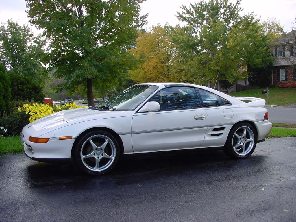1991 Toyota MR2 #6 Toyota MR2 #6