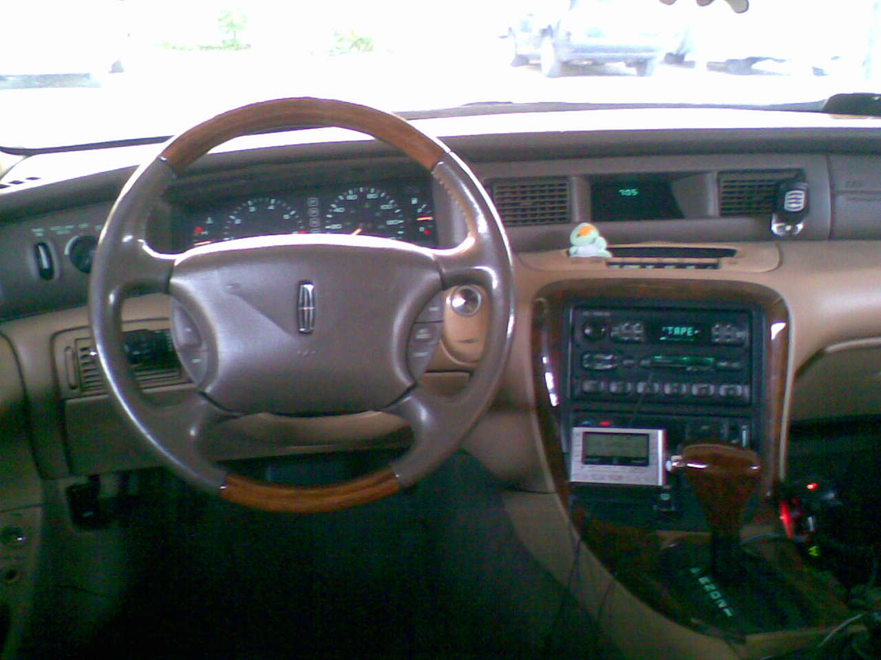 1998 Lincoln Mark Viii Interior