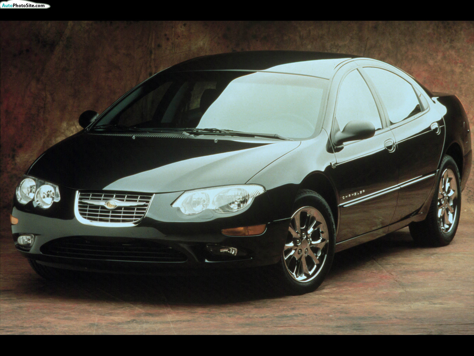1999 Chrysler 300M Gold