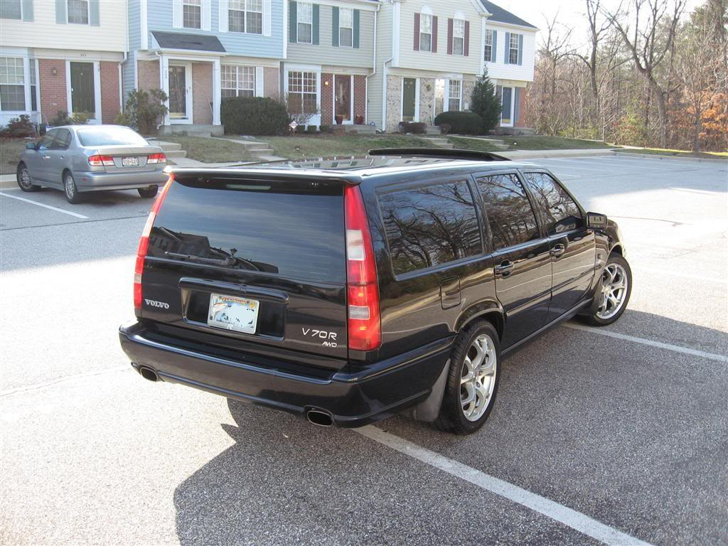 ... My 2000 Volvo V70R AWD by VertigoRT. Heres some pictures of her from like a year or so ago.