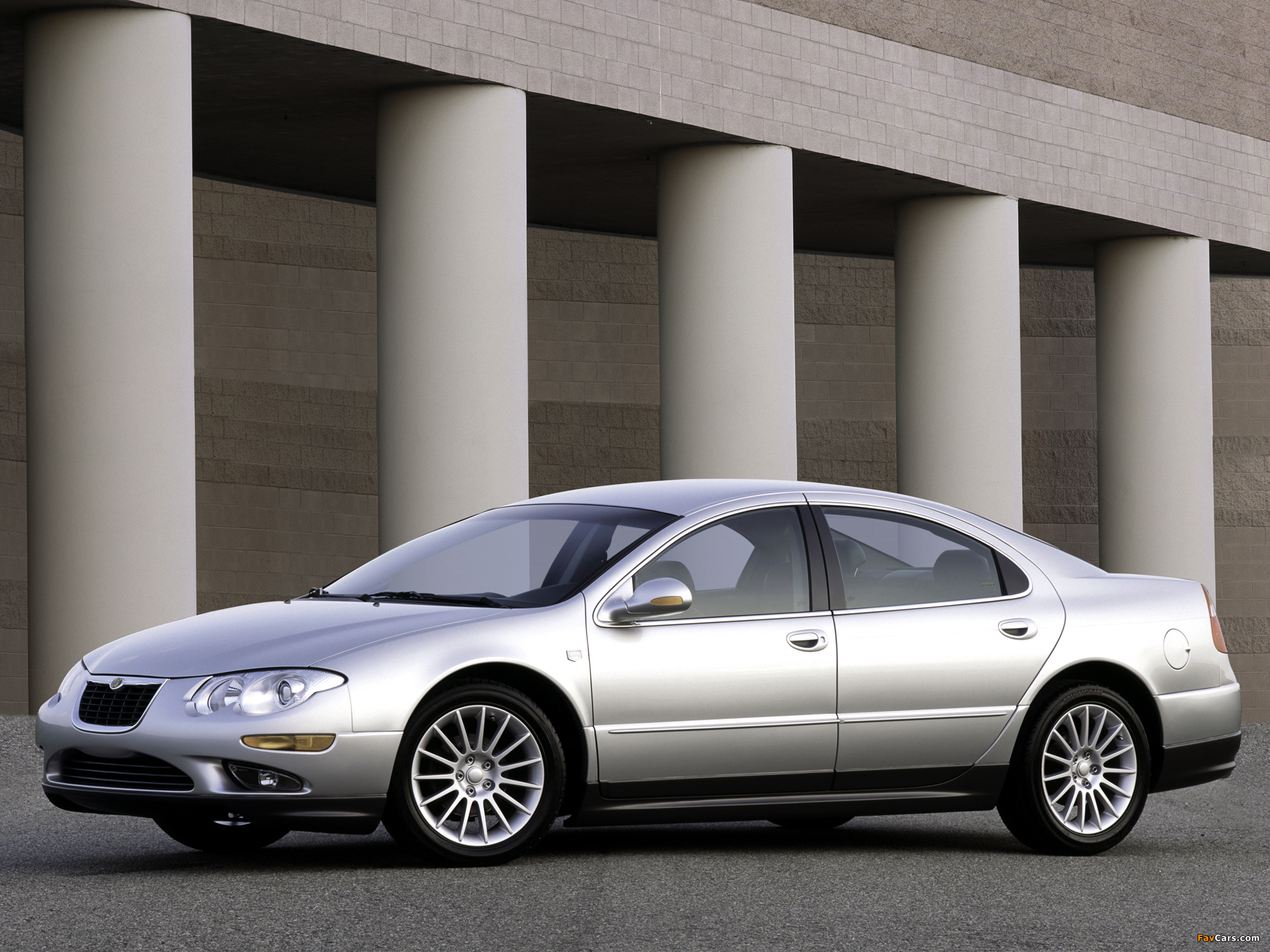 Chrysler 300M Special 2002 images (2048 x 1536)