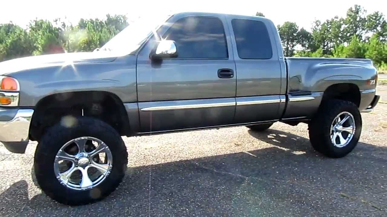 2002 Gmc Sierra 1500 Lifted