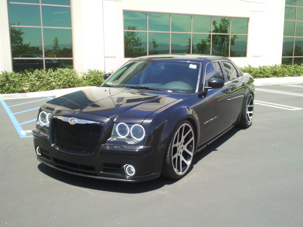 2006 Chrysler 300C Custom