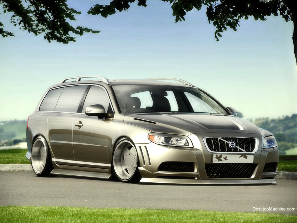 Volvo V70R by EvolveKonceptz ...