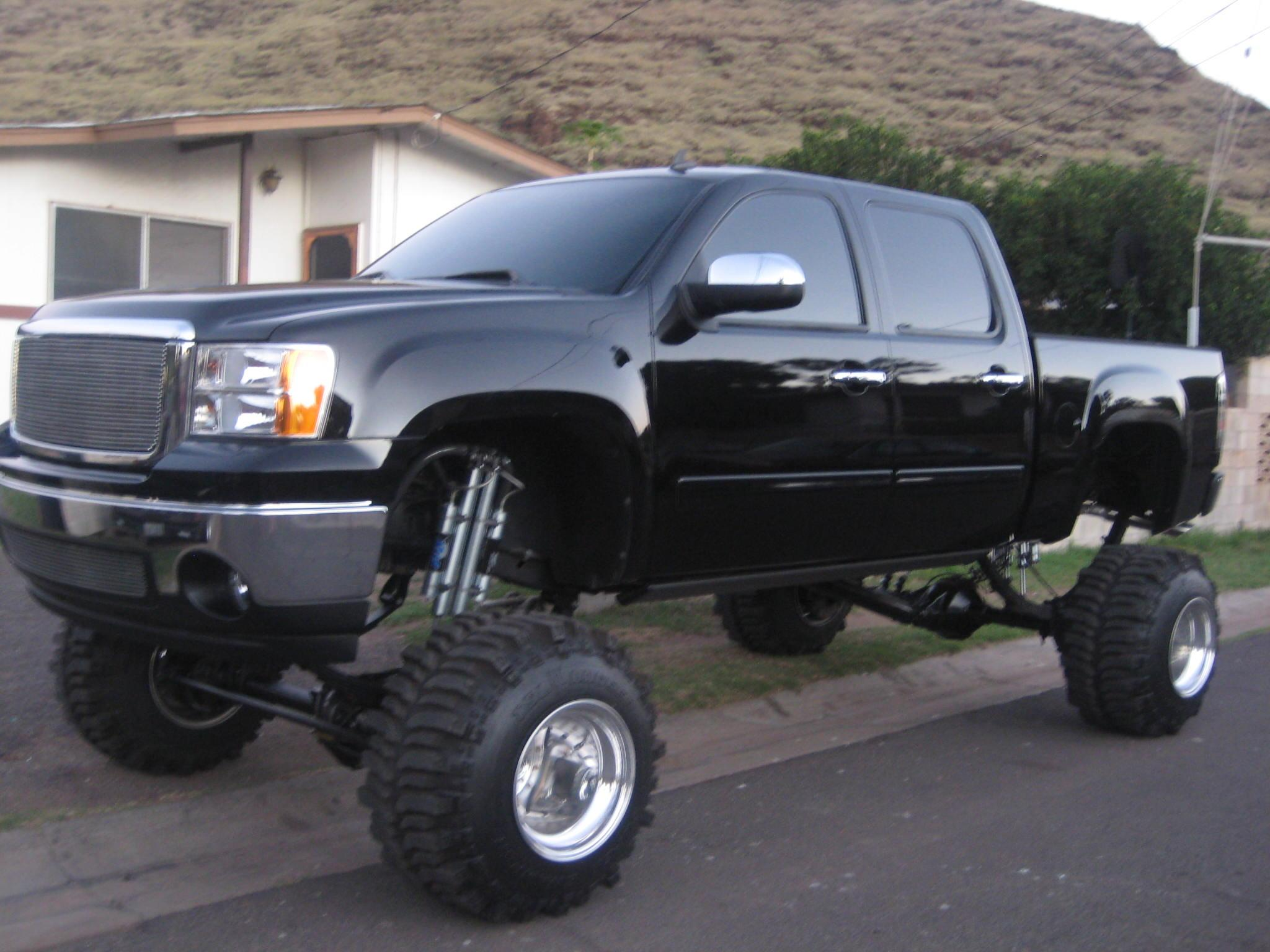2008 Gmc Sierra 1500 Lifted