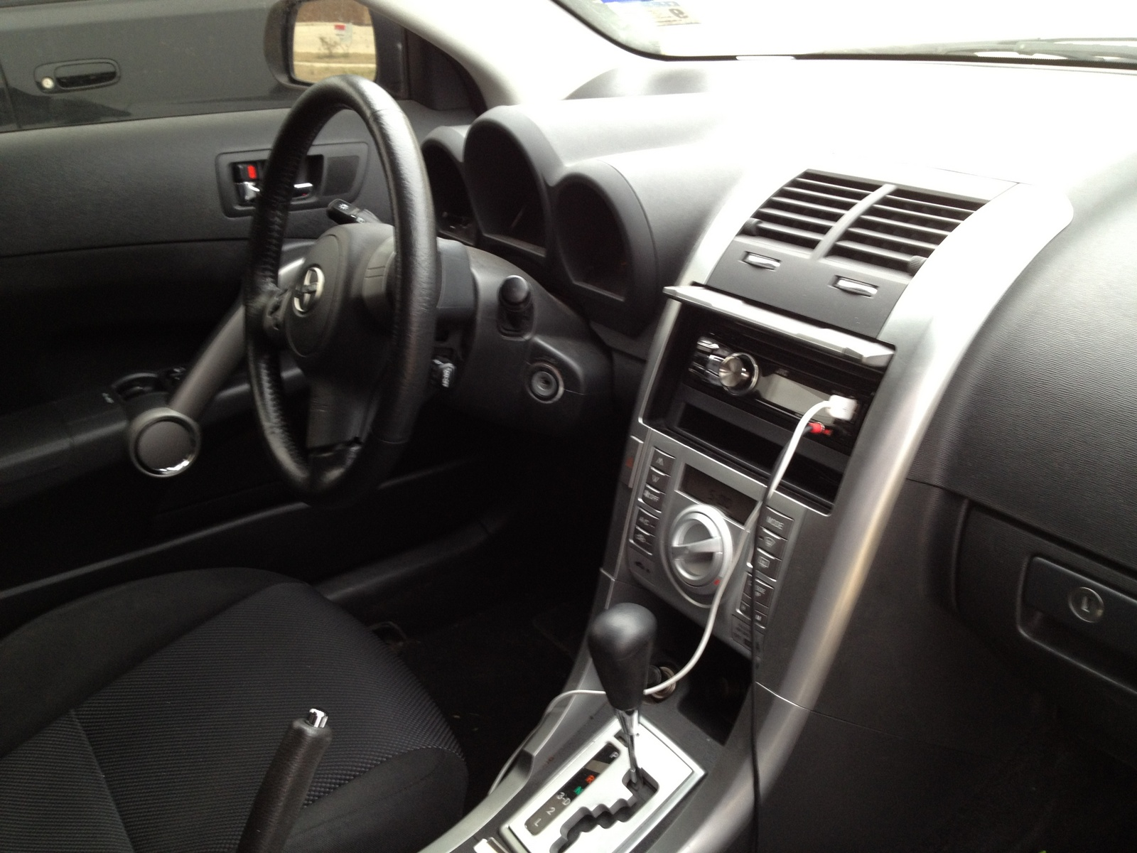 2008 Scion tC Interior
