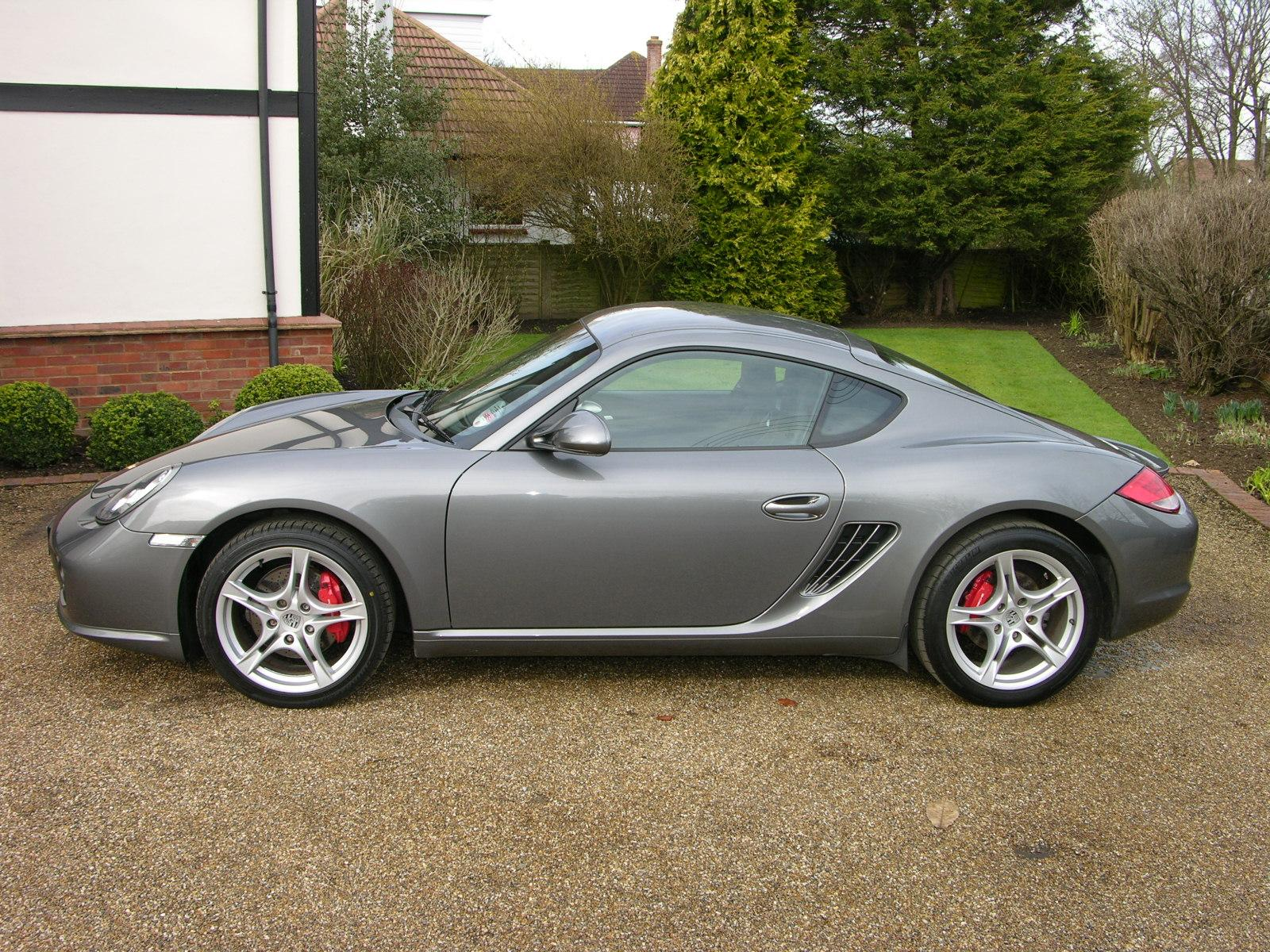 File:2009 Porsche Cayman S - Flickr - The Car Spy (23).