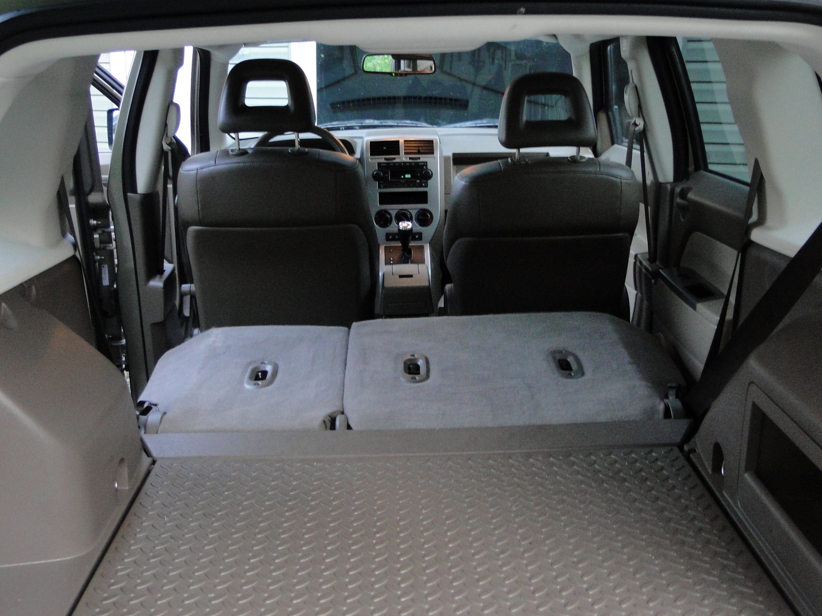 2011 Jeep Patriot Interior