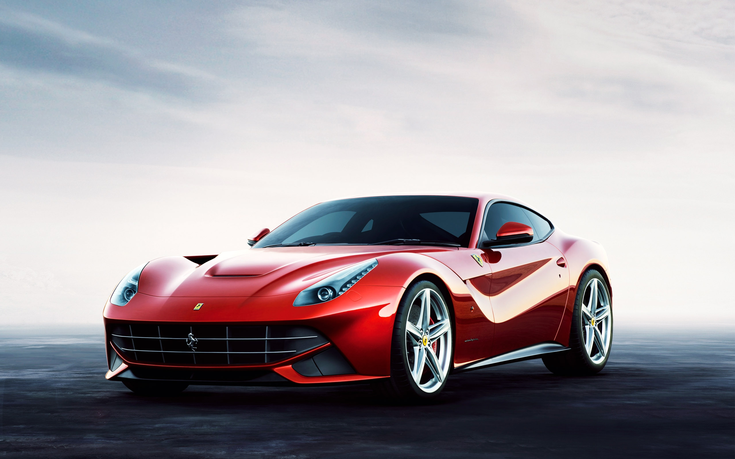 2013 Ferrari F12 Berlinetta Wallpaper Hd