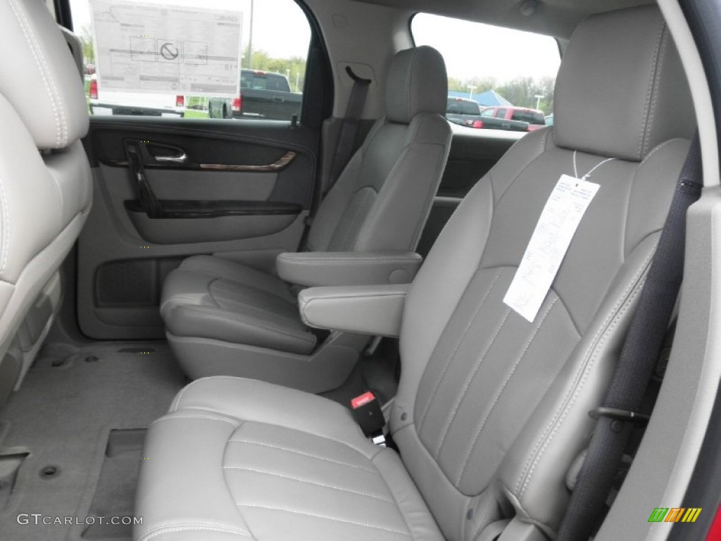 Cocoa Dune Interior 2013 GMC Acadia Denali Photo #80337805