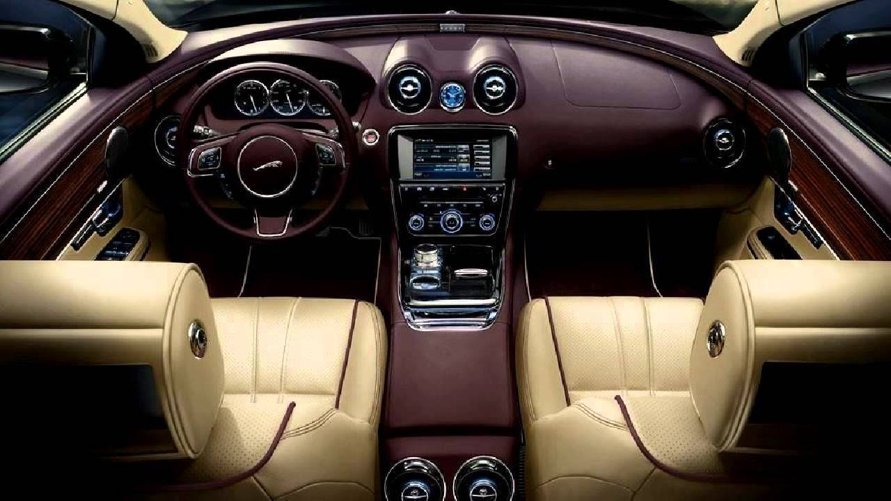 2013 Jaguar Xj Interior