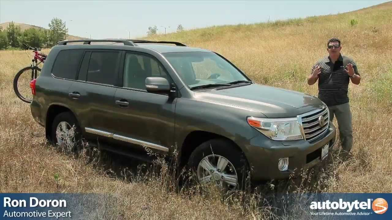 2013 Toyota Land Cruiser Off Road