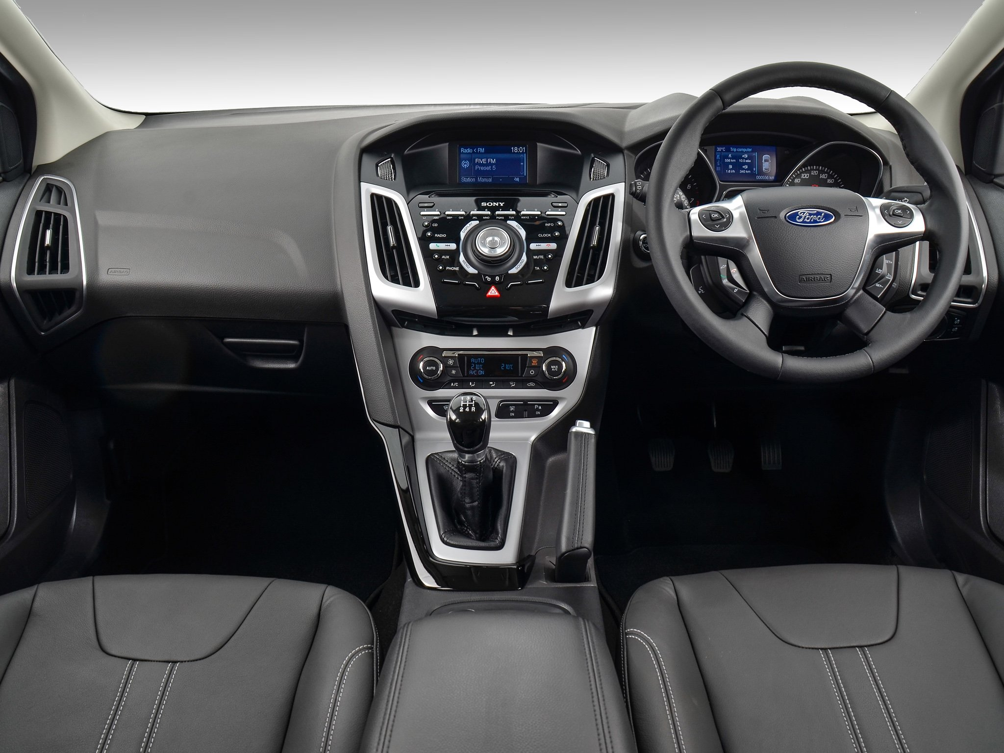 2014 Ford Focus St Interior