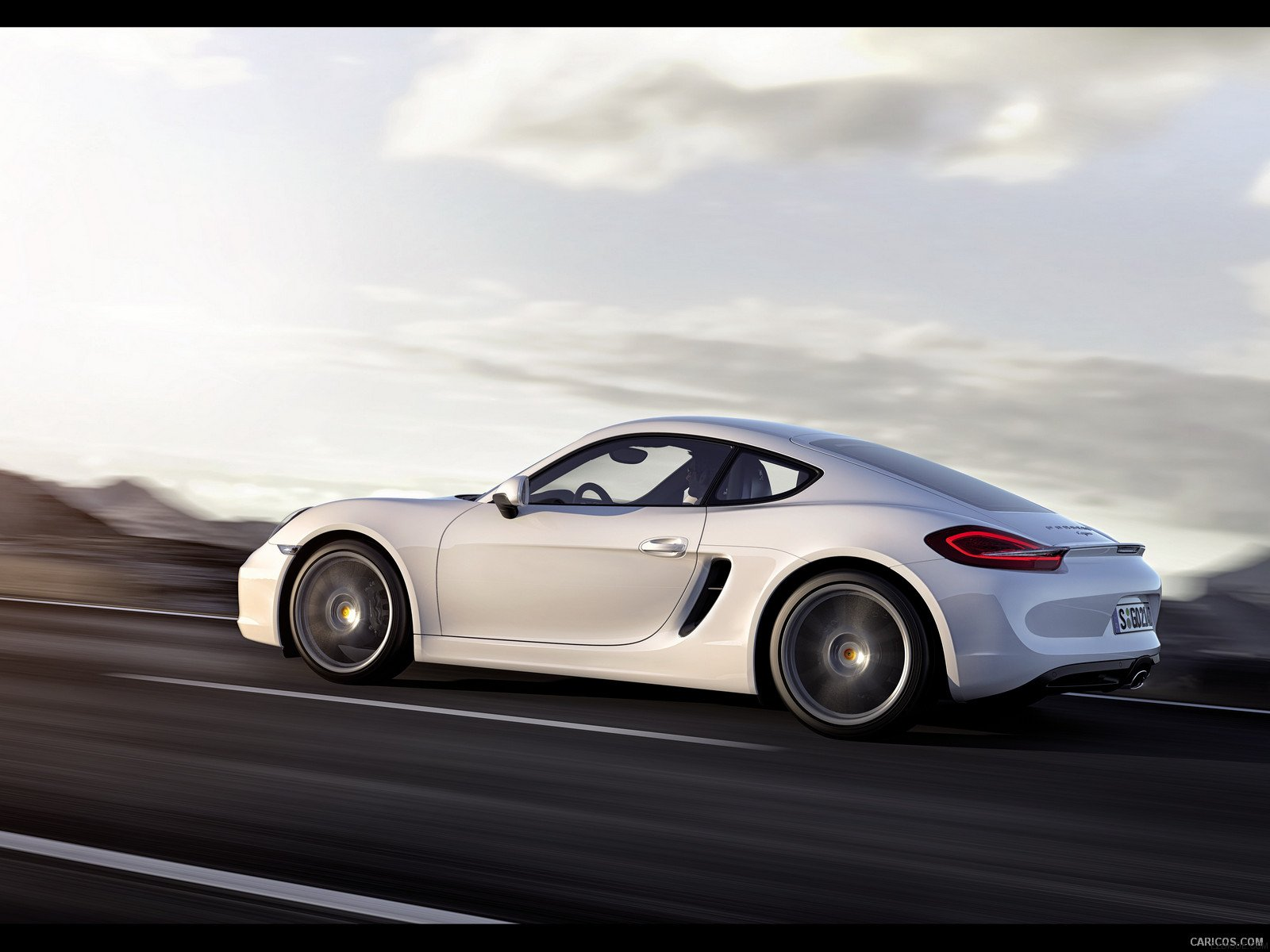 2014 Porsche Cayman S Wallpaper