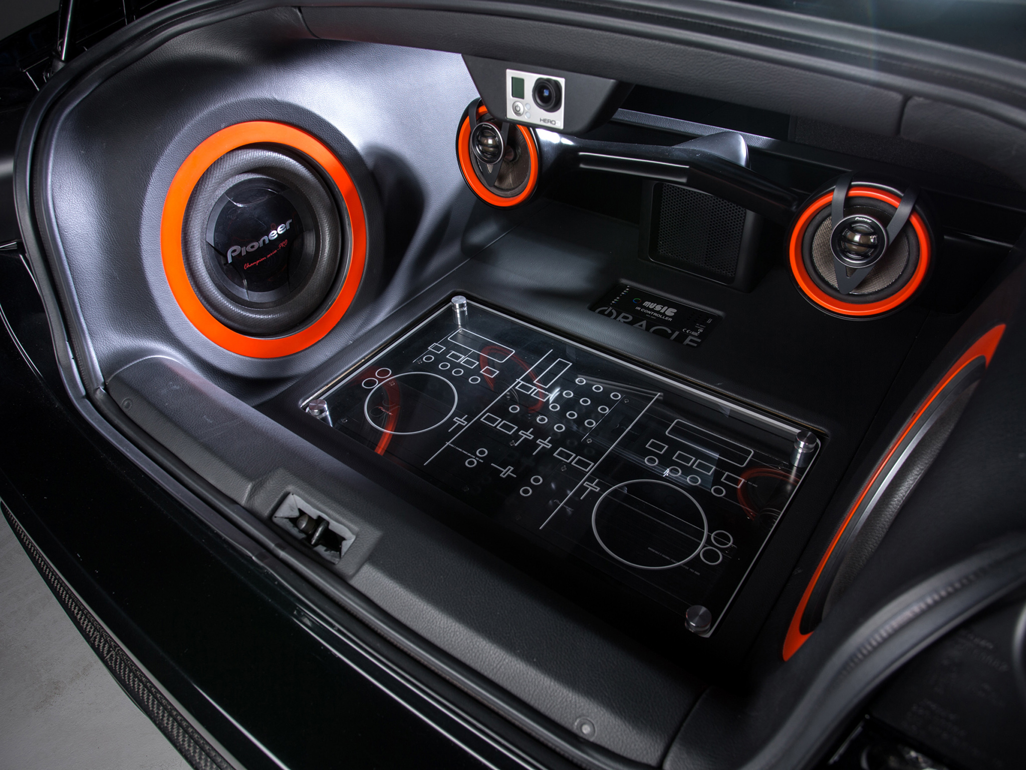2014 Scion FR-S Interior