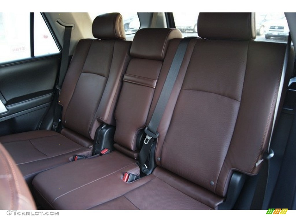 2014 Toyota 4Runner Interior Limited