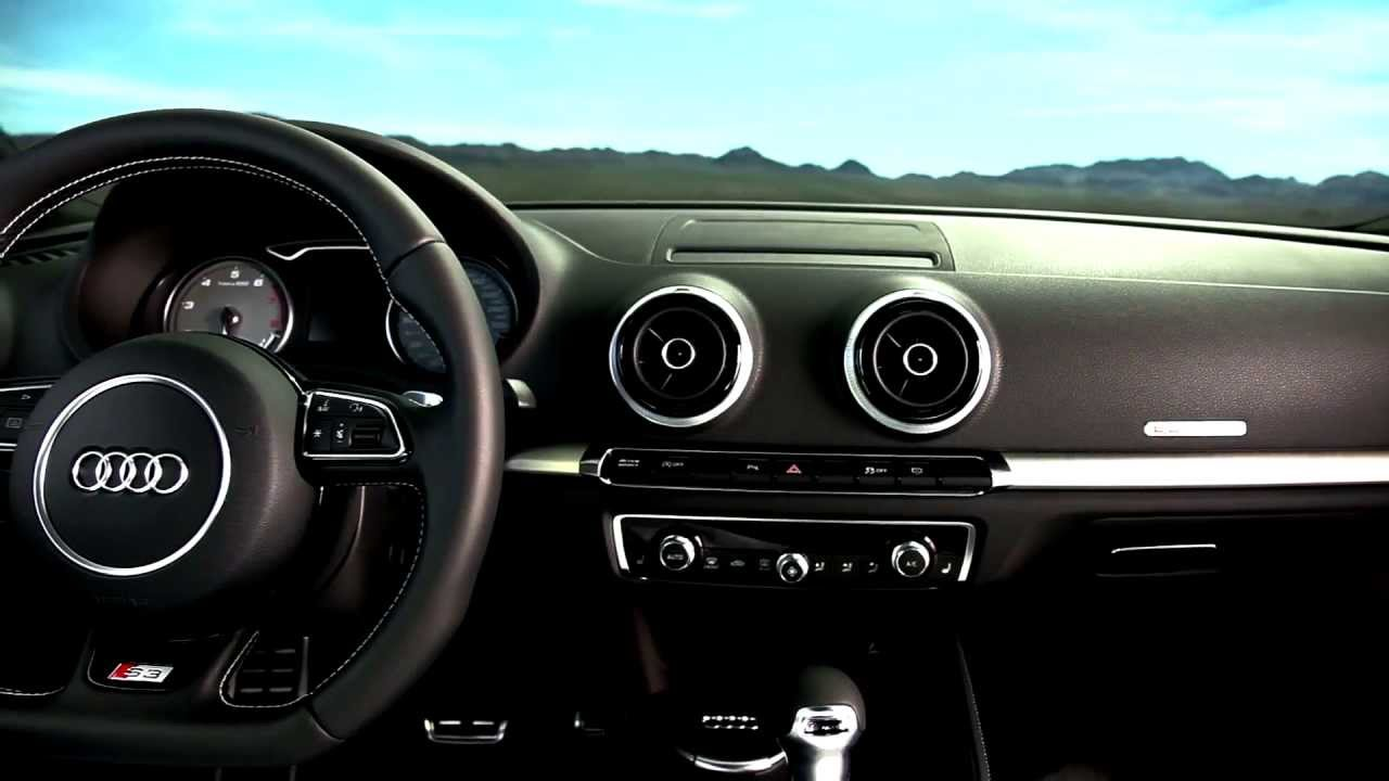 IN DEPTH 2015 Audi S3 Sedan - Interior/Exterior Footage