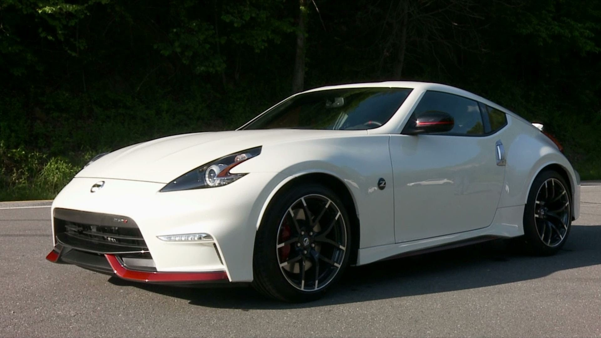 2015 Nissan 370Z NISMO's Sky-High Reveal