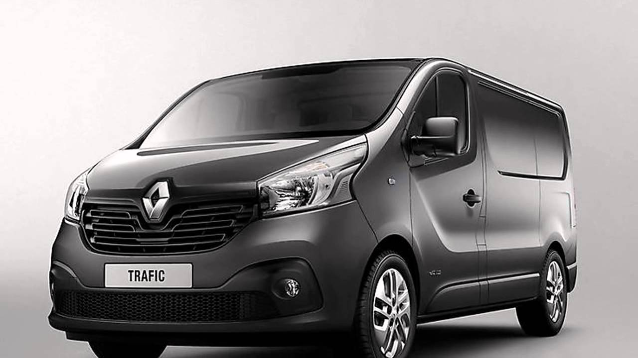 Renault Trafic 2015 - Exterior and Interior