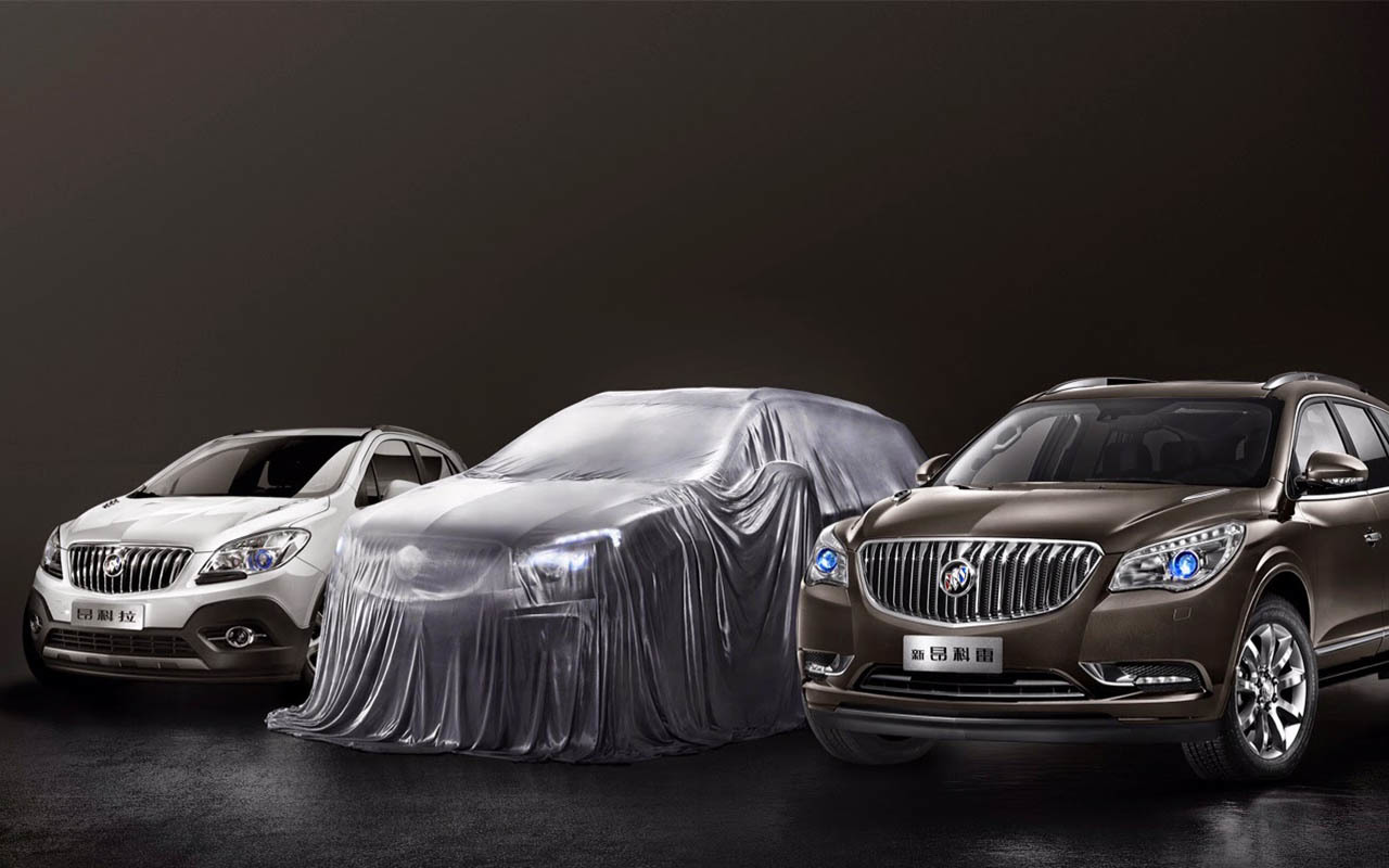 2016 Buick Enclave Redesign