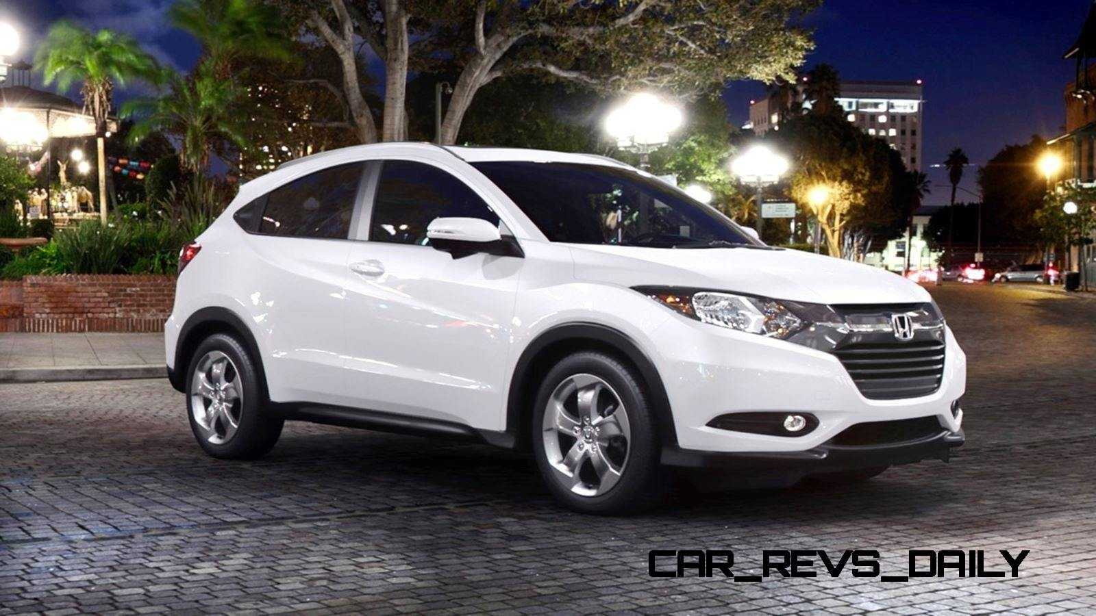 2016 Honda HR-V White