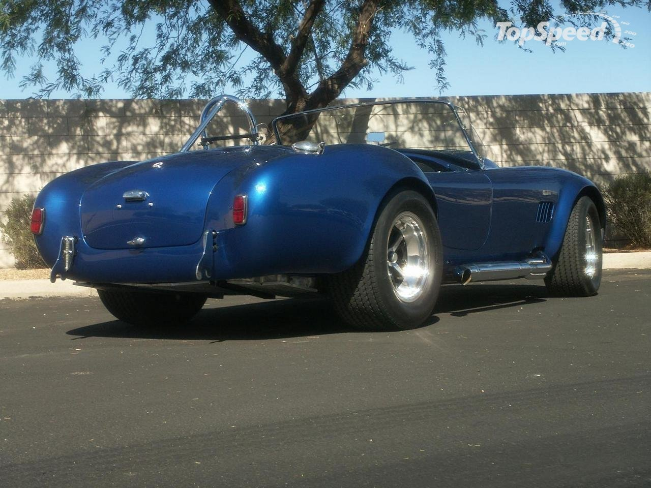 Ac Cobra 427 Super Snake