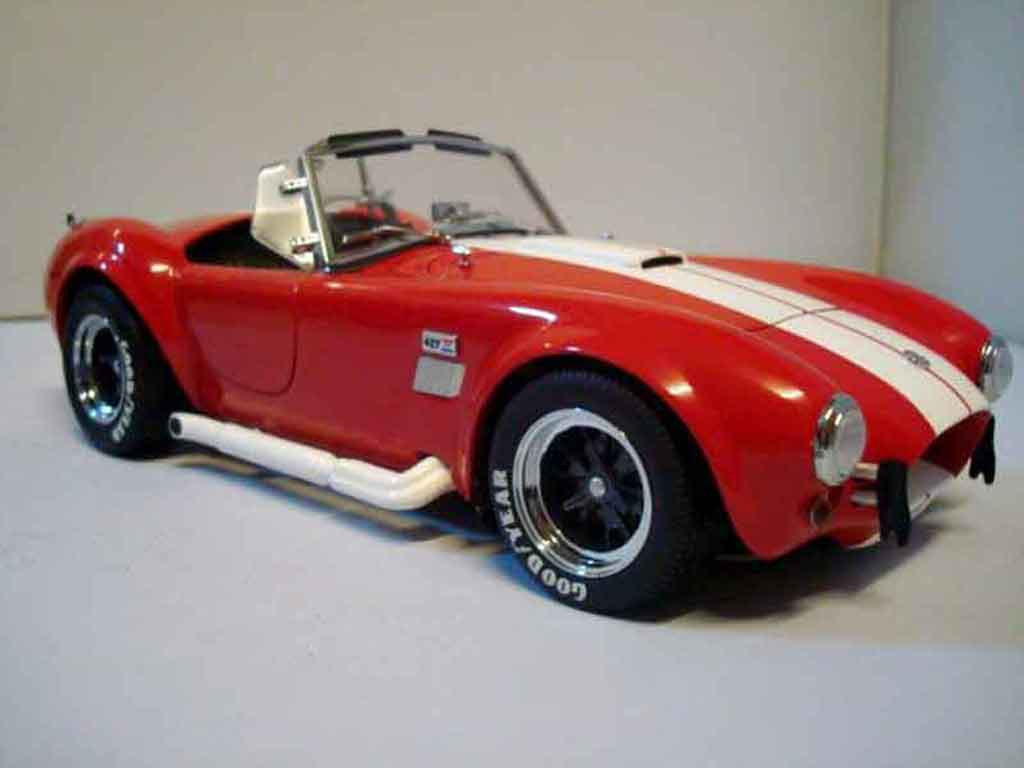 Ac Cobra Red