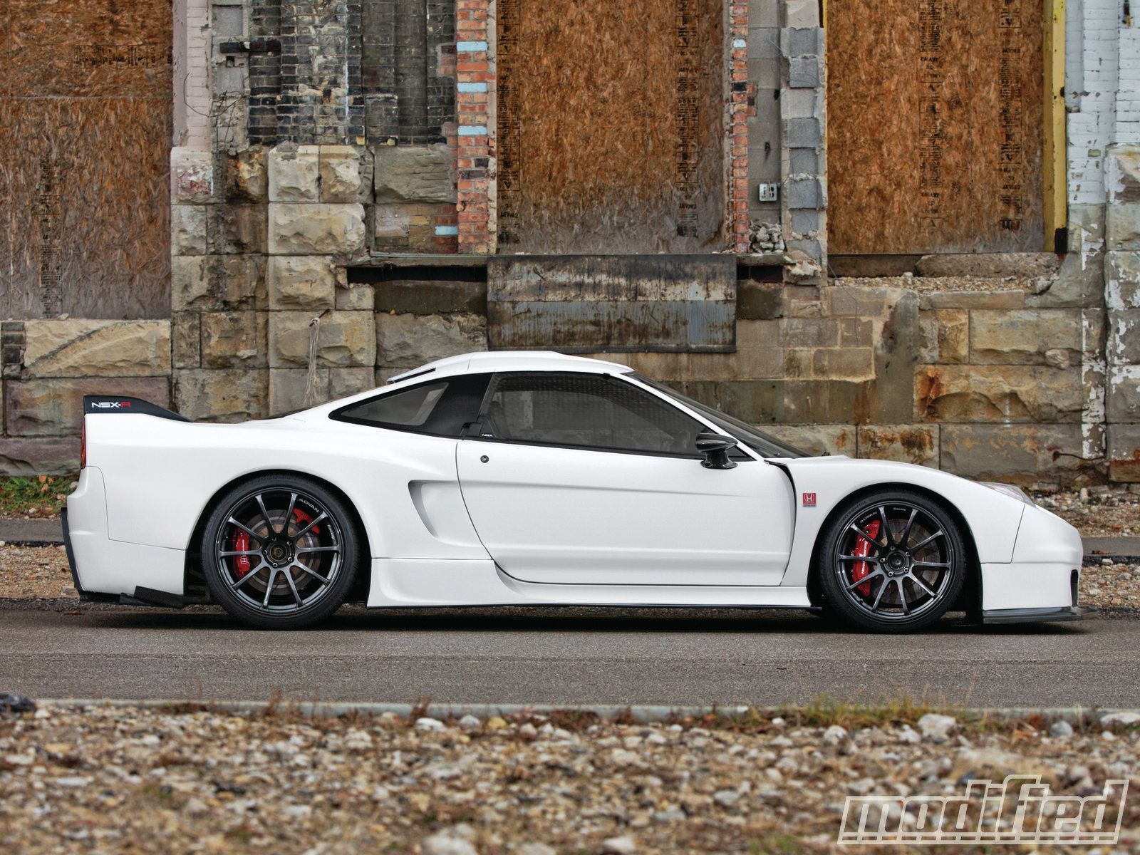 Acura Nsx 1991 White: 1991 Acura Nsx Nsx Anew Modified Magazine,Car