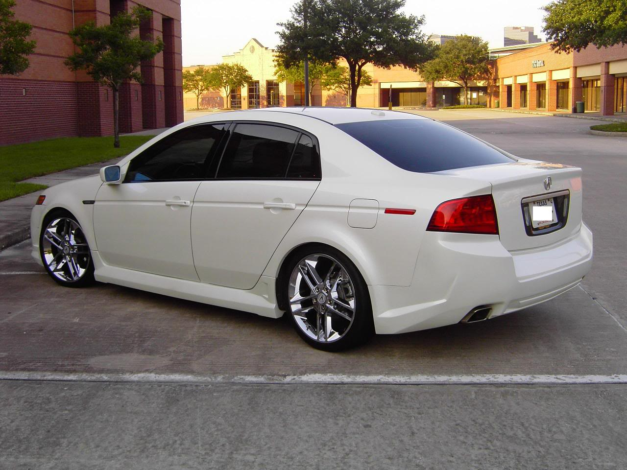 Acura Tl 2005 White wallpaper | 1280x960 | #28297