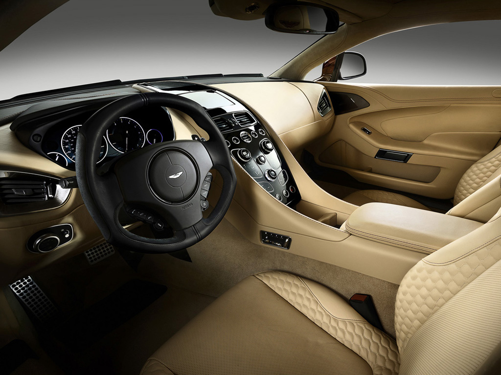 Aston Martin DB9 Interior 2013