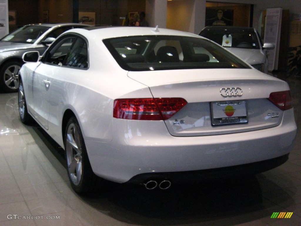 Audi Coupe 2014 White