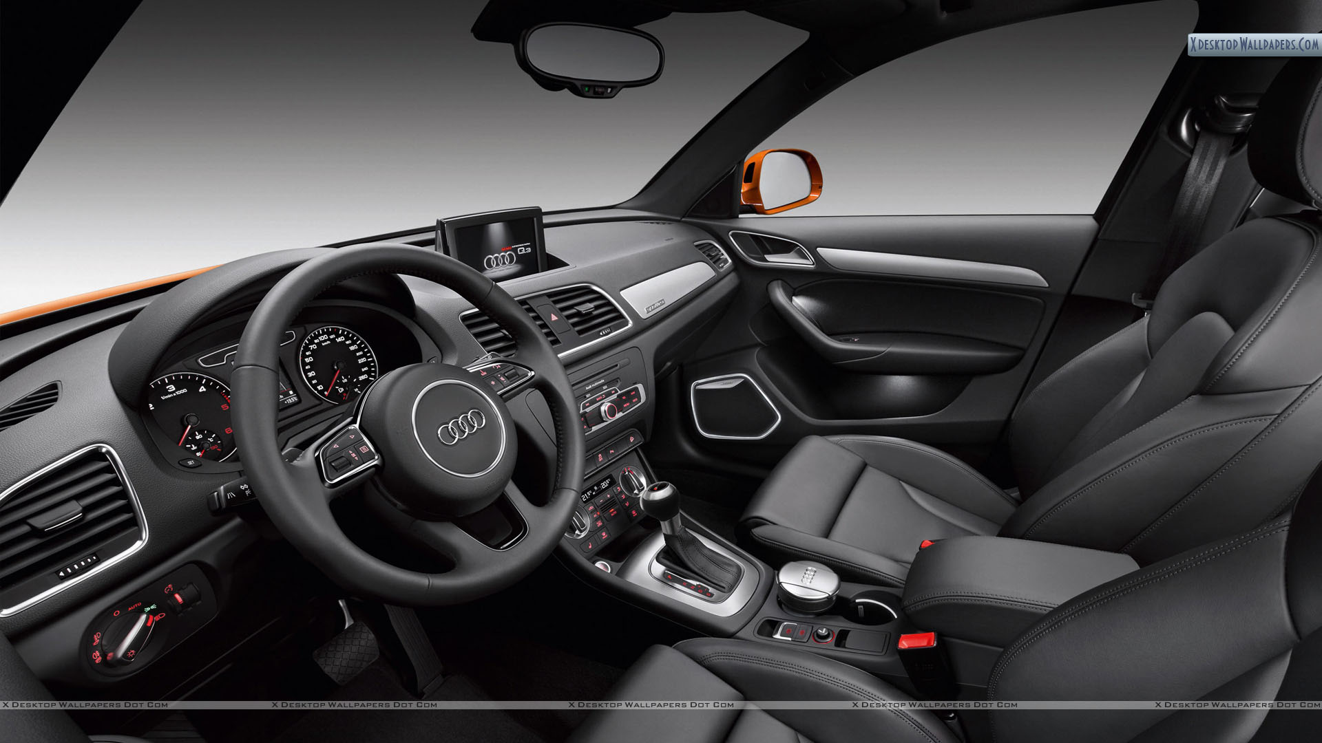 "Download 04 Nov 2011 View. You are viewing wallpaper titled ""Audi Q3 Interior ..."