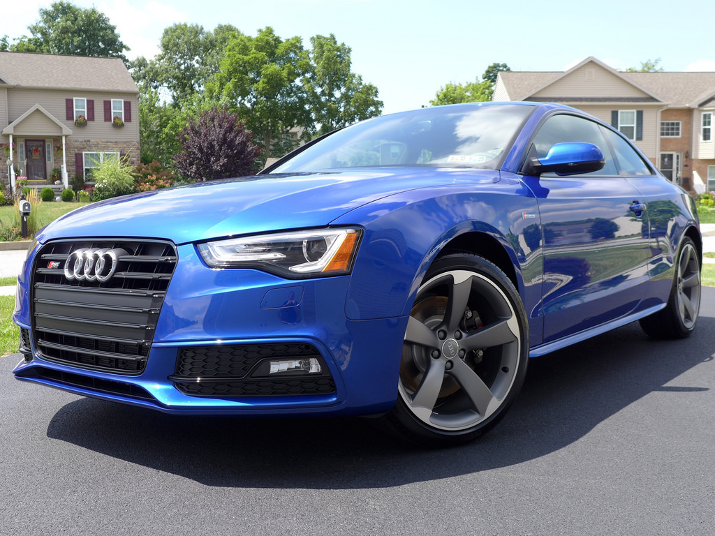 Audi S5 Driver Side Front by The Outrage, on Flickr