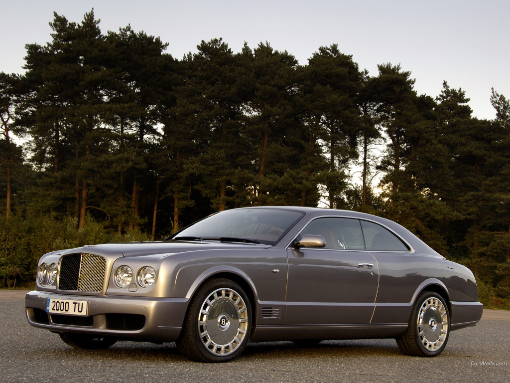 Bentley Brooklands 2014