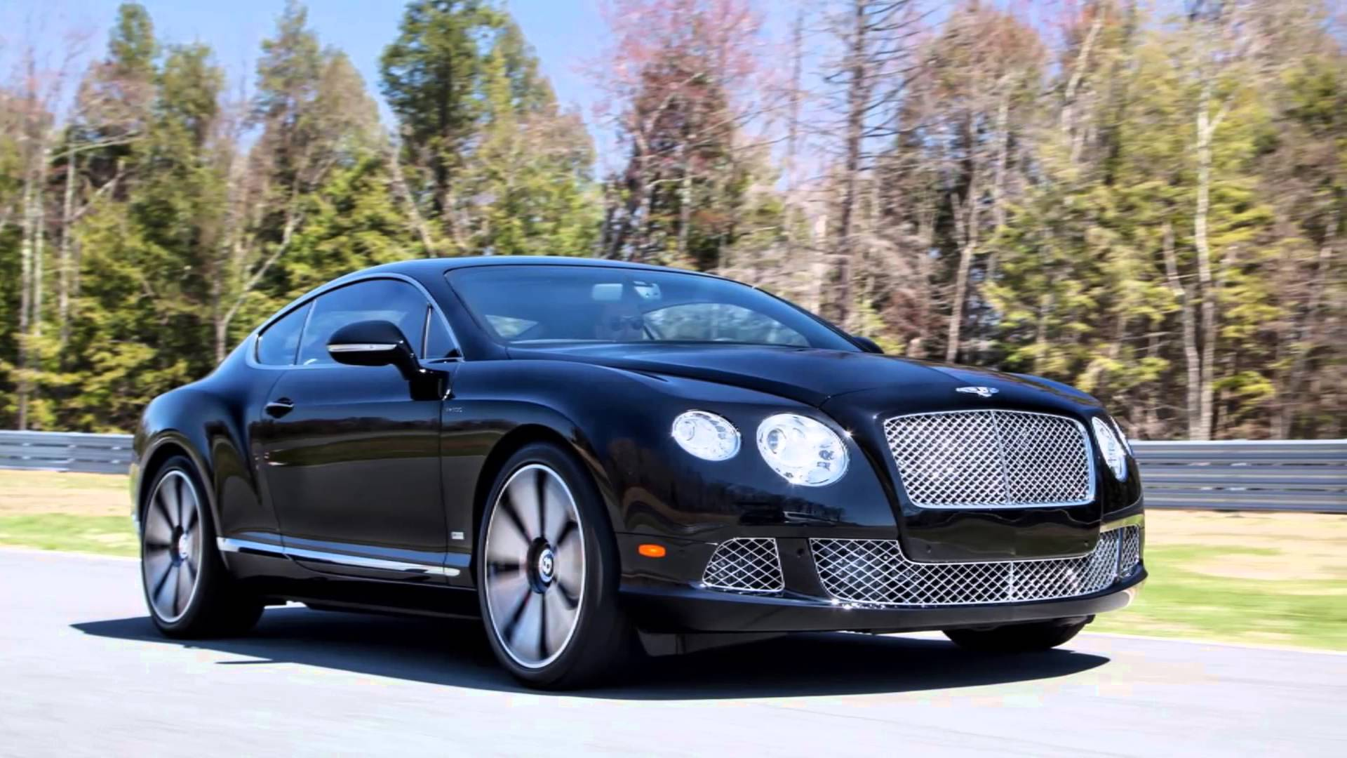 2014 Bentley Continental GT W12 Le Mans Edition on 21""