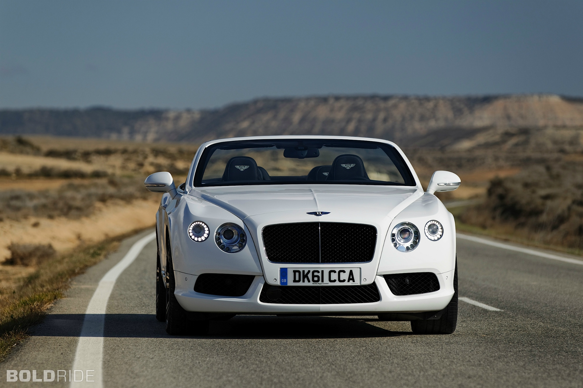 Bentley Continental GTC 2013