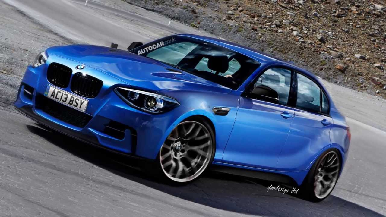 2015 BMW 1 M Sedan & Coupe Preview