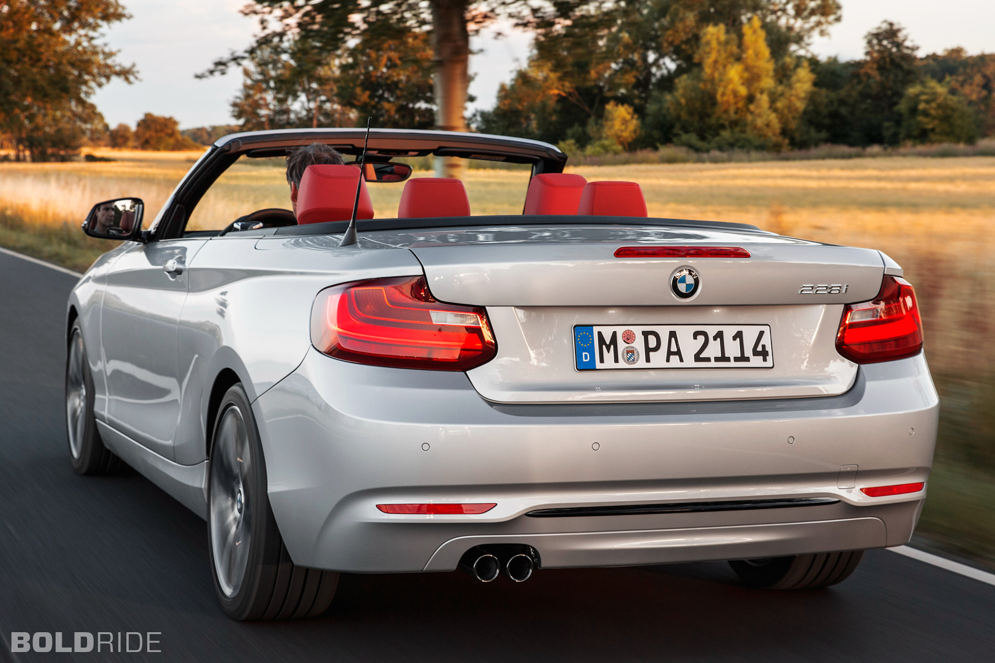2015 BMW 2 Series Convertible 1920 x 1080