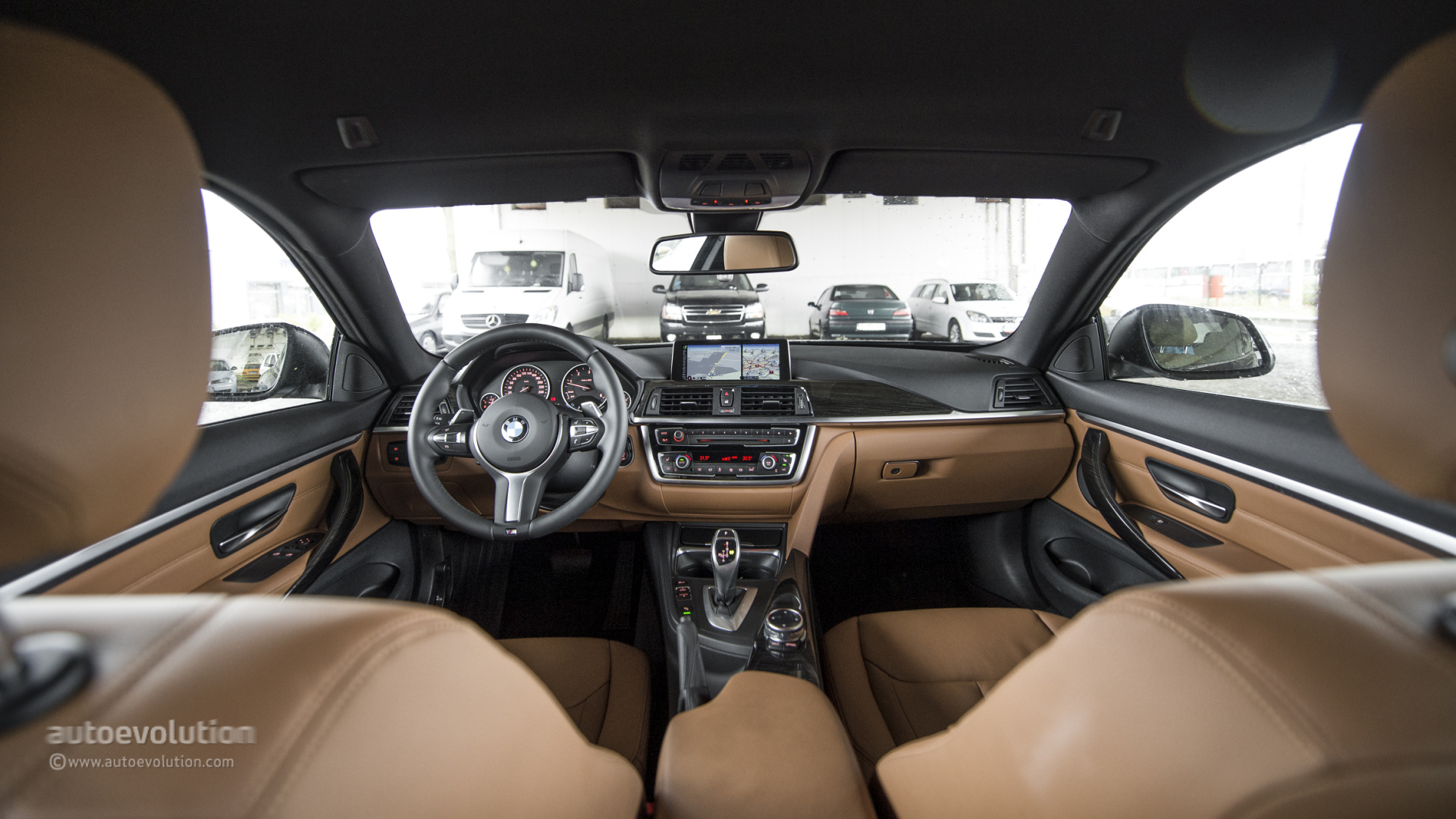 Great Bmw 4 Series Interior