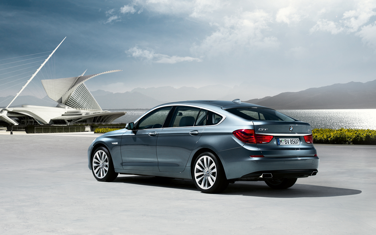 "Oh, BMW. You so crazy. What's a BMW 5-Series ""GT"" ..."