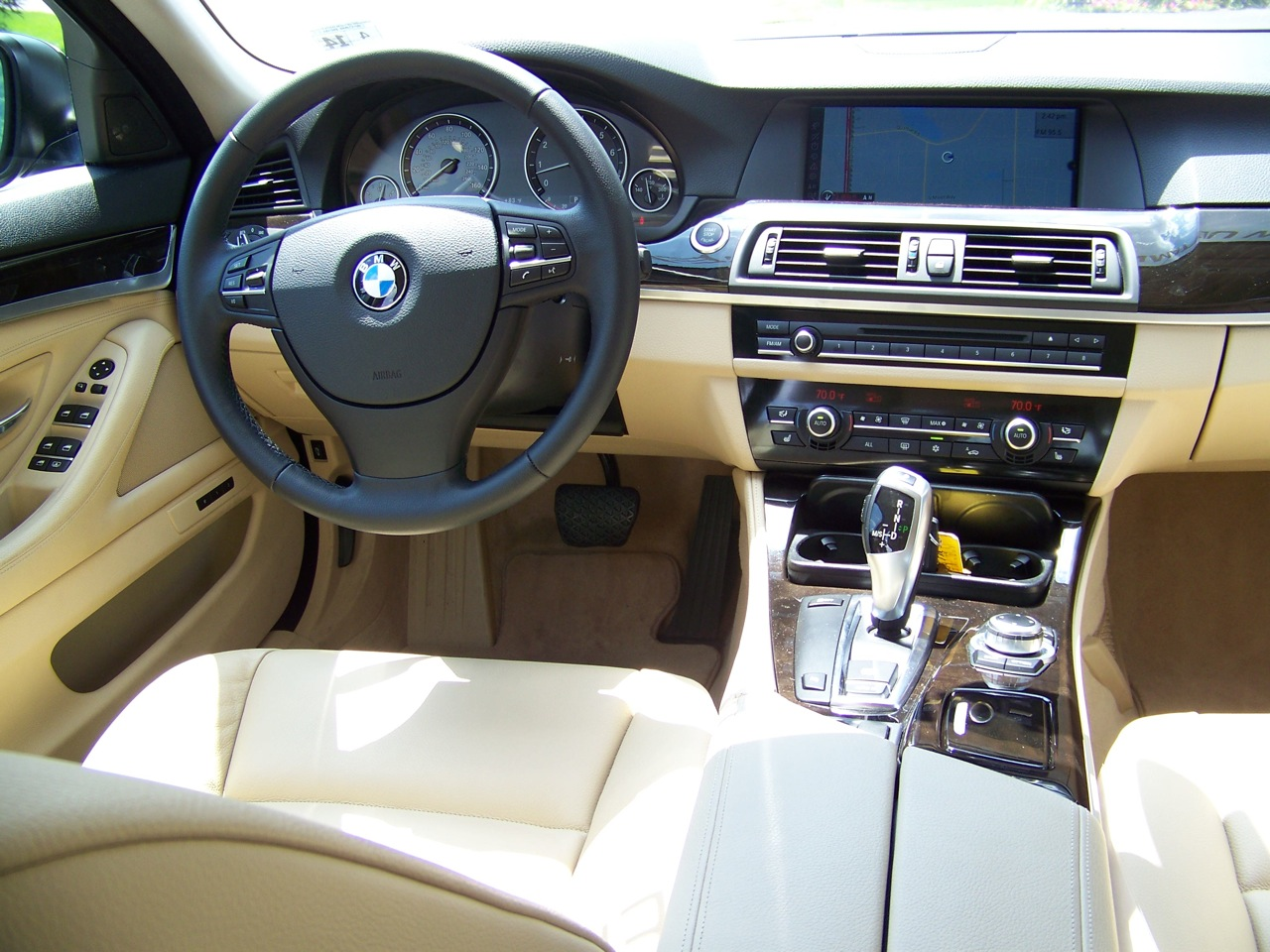 """The standard driver's seat in the 5 is serviceable for those who won't be taking corners quickly. But the optional """"comfort seats"""" included in the Sport ..."""