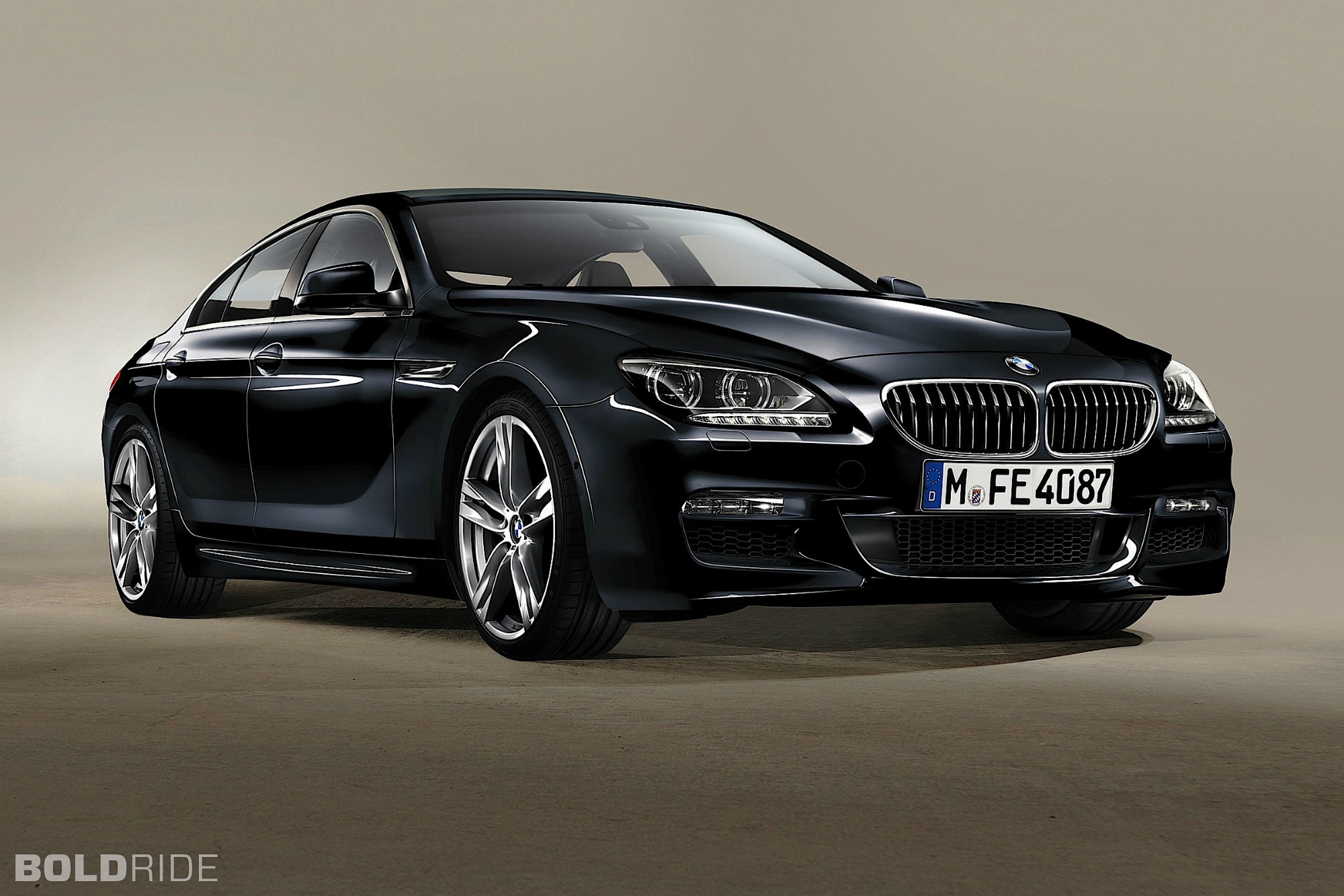 2013 BMW 6-Series Gran Coupe M Sport Package 1920 x 1080