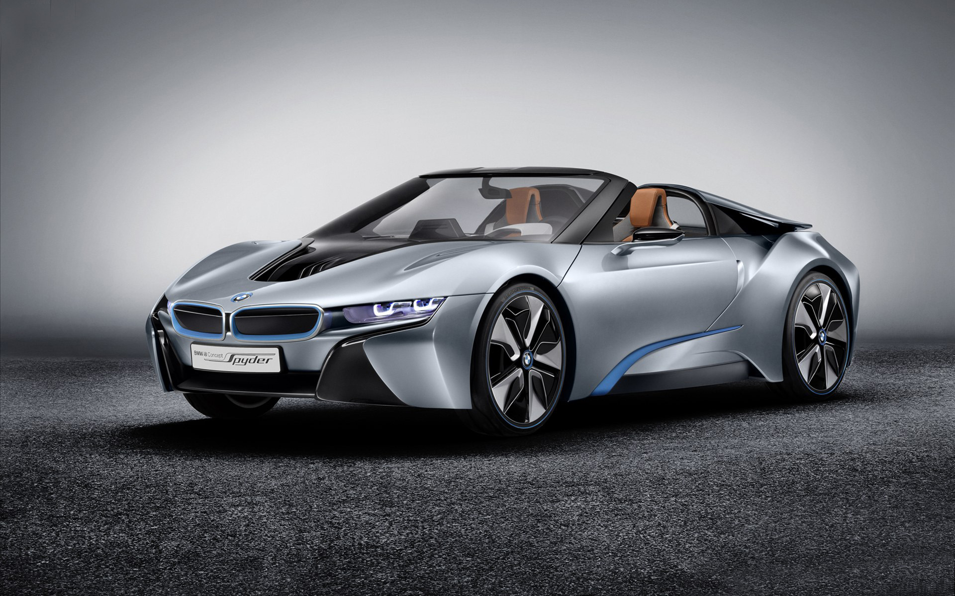 Bmw I8 Spyder Wallpaper