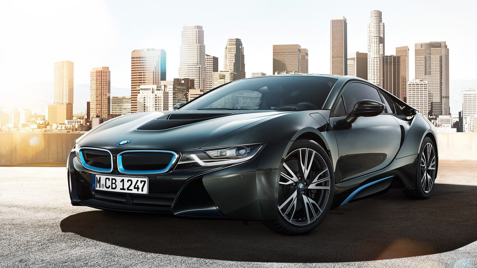 Bmw i8 Wallpaper 2014