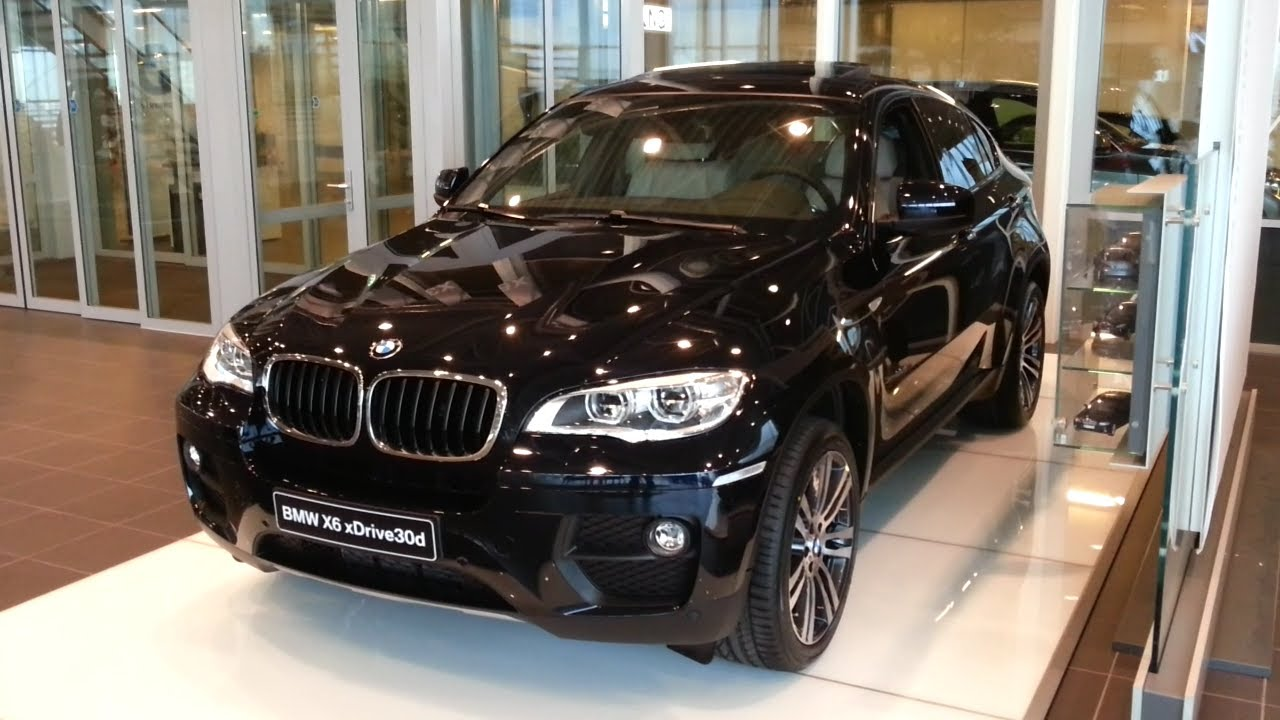 BMW X6 2014 In Depth Review Interior Exterior