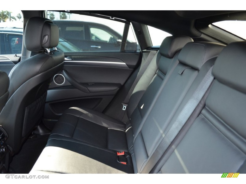 Bmw X6 Black Interior
