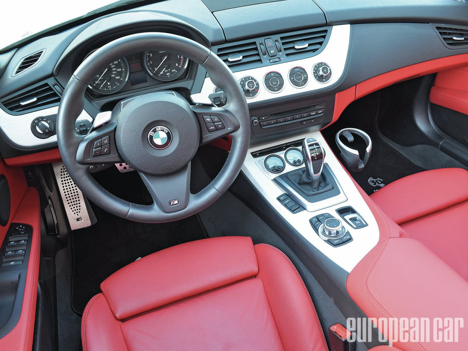 ... 35i+interior Photo 14/20 | 2010 BMW Z4 35i and 2006 BMW Z4 M Coupe - Sibling Disobedience