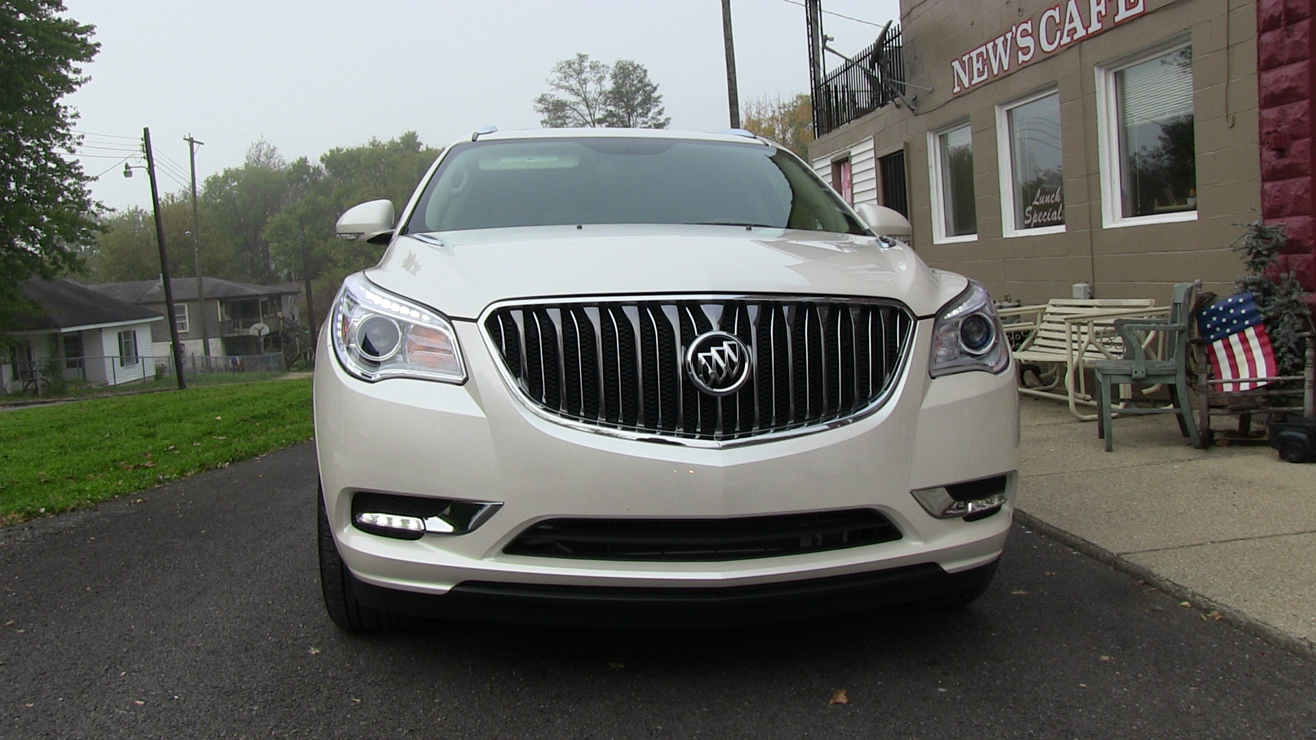 Buick Enclave 2014 Colors